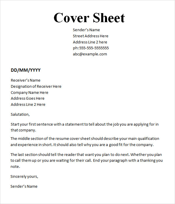 Sample-Cover-Sheet-Template-Download