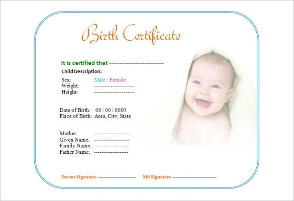 Cute-Baby-Birth-Certificate-Template-Editable-free-printable-Birth
