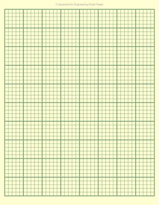 Graph Paper Templates For Word Samples and Templates