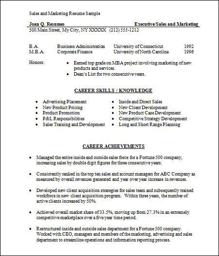 basic template resume examples - basic resume