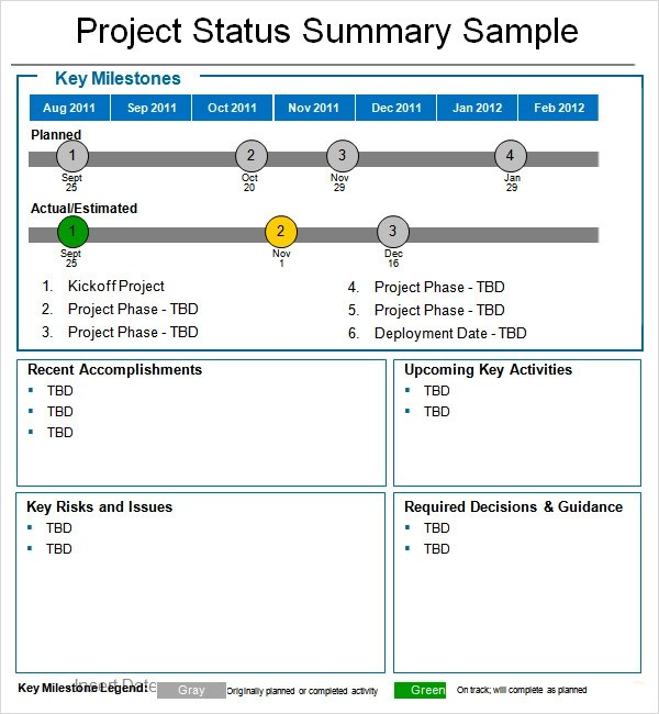 Weekly Status Report Template Excel aplg-planetariumsorg - project status report excel