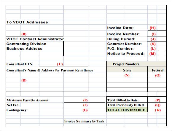consultant invoice format - Romeolandinez - invoice format for consultancy