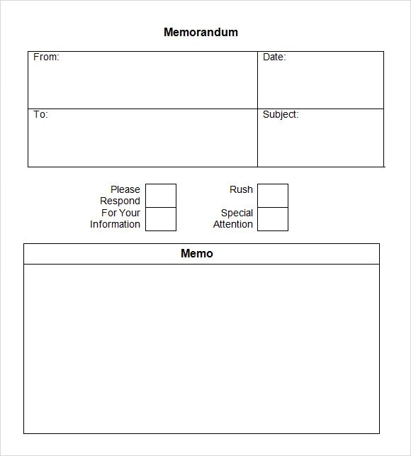 Blank Memo Template Free Blank Invoice Form Blank Invoice Templates