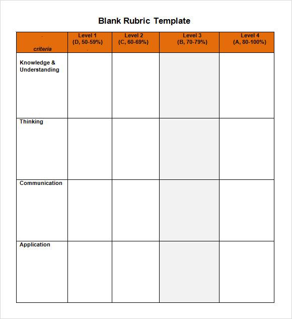 Blank-Rubric-Template-Wordjpg