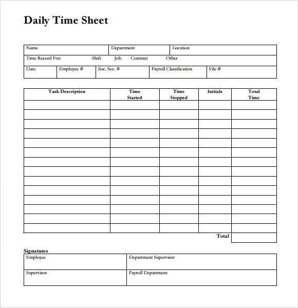 Team Timesheet For Outlookr Sharepointr Group Daily Timesheet Template Search Results Calendar 2015