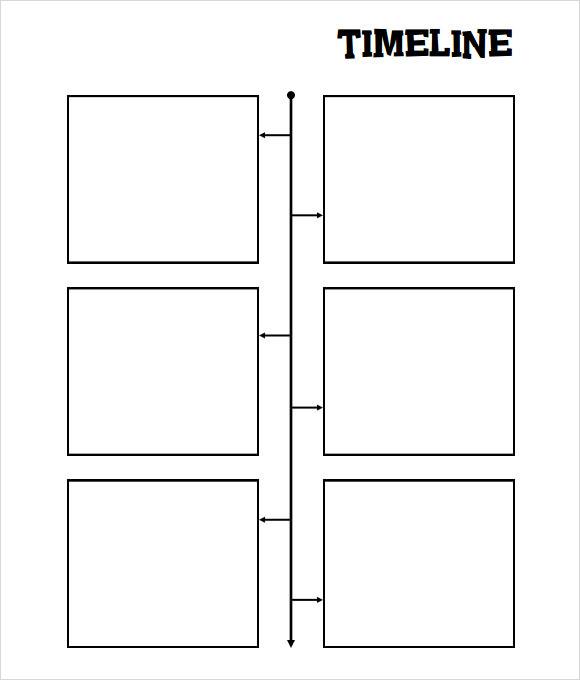 blank timeline - Alannoscrapleftbehind - timeline template