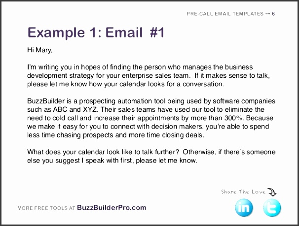 9 Business Introduction Email Templates - SampleTemplatess - business email template