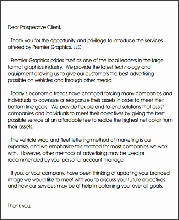 sample business introduction letter to prospective clients - Hizli - sample introduction letter to clients
