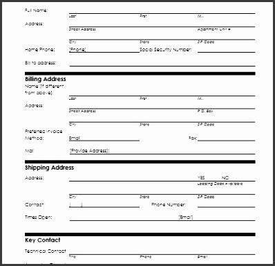 10 Client Information Sheet format - SampleTemplatess - SampleTemplatess - information form template word
