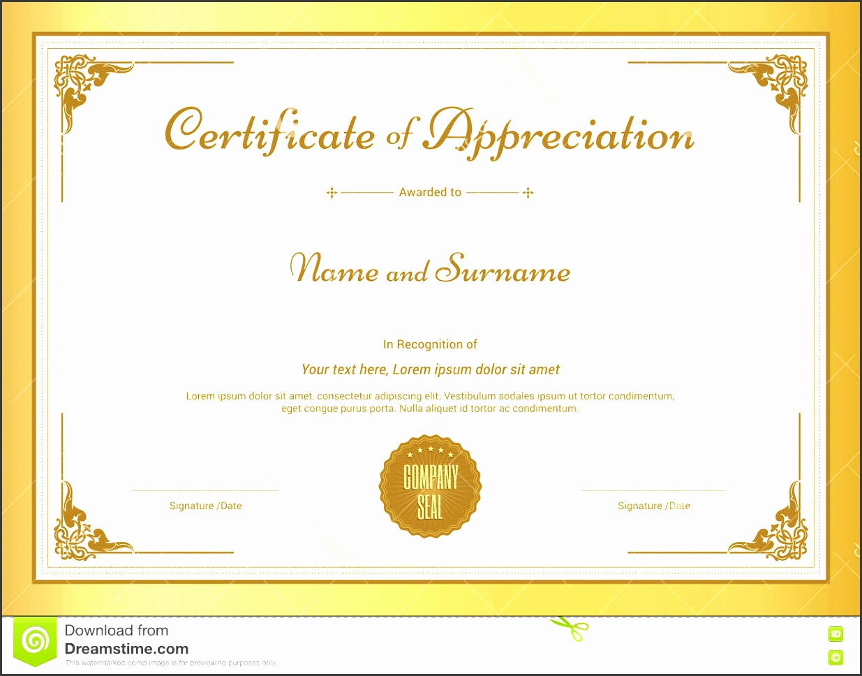 certificate border vector free