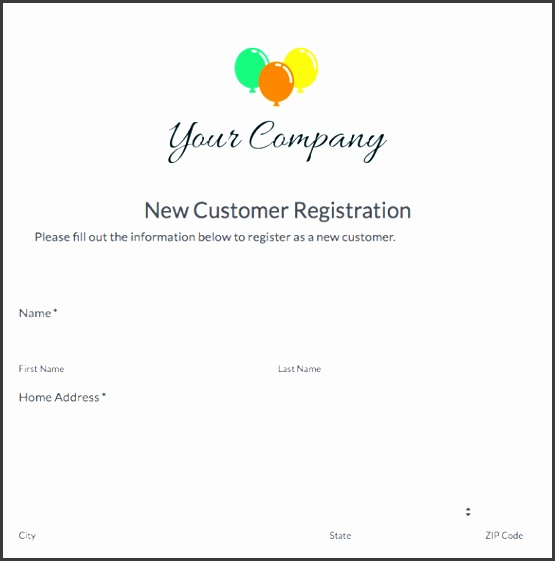 Client Information Form Template Free Download Image collections - client information form template