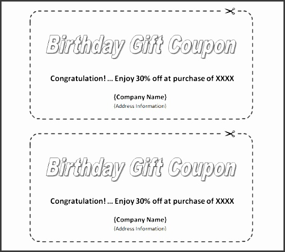 homemade coupon template free - Akbakatadhin
