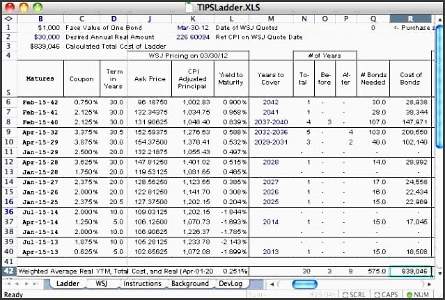 7 Excel Retirement Planner Layout - SampleTemplatess - SampleTemplatess