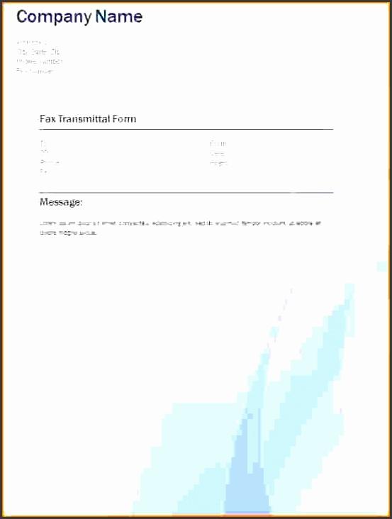 fax transmittal form - Roho4senses - transmittal form