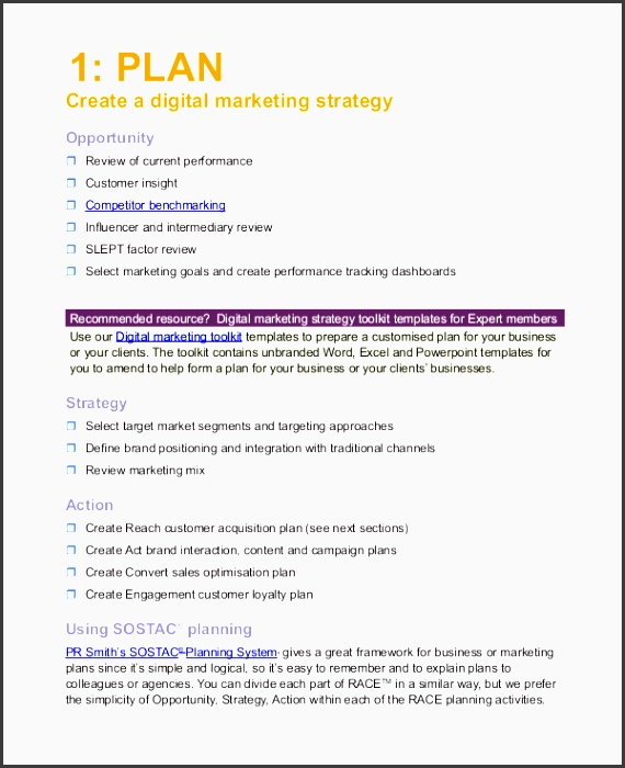 10 How to Create Advertising Plan In Excel - SampleTemplatess - advertising plan template
