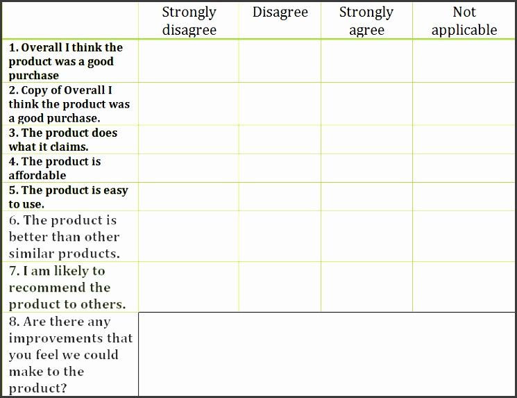10 Point Likert Scale Template - Costumepartyrun