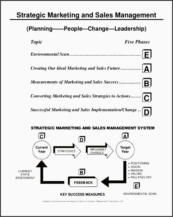 Sales Plan Pdf - Resume Template Sample