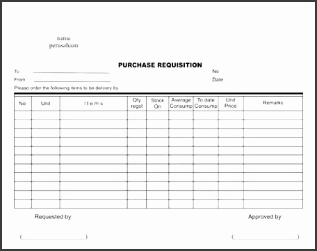 10 Material Purchase order Template - SampleTemplatess - free requisition form