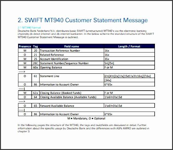 bank statement template word - Selomdigitalsite
