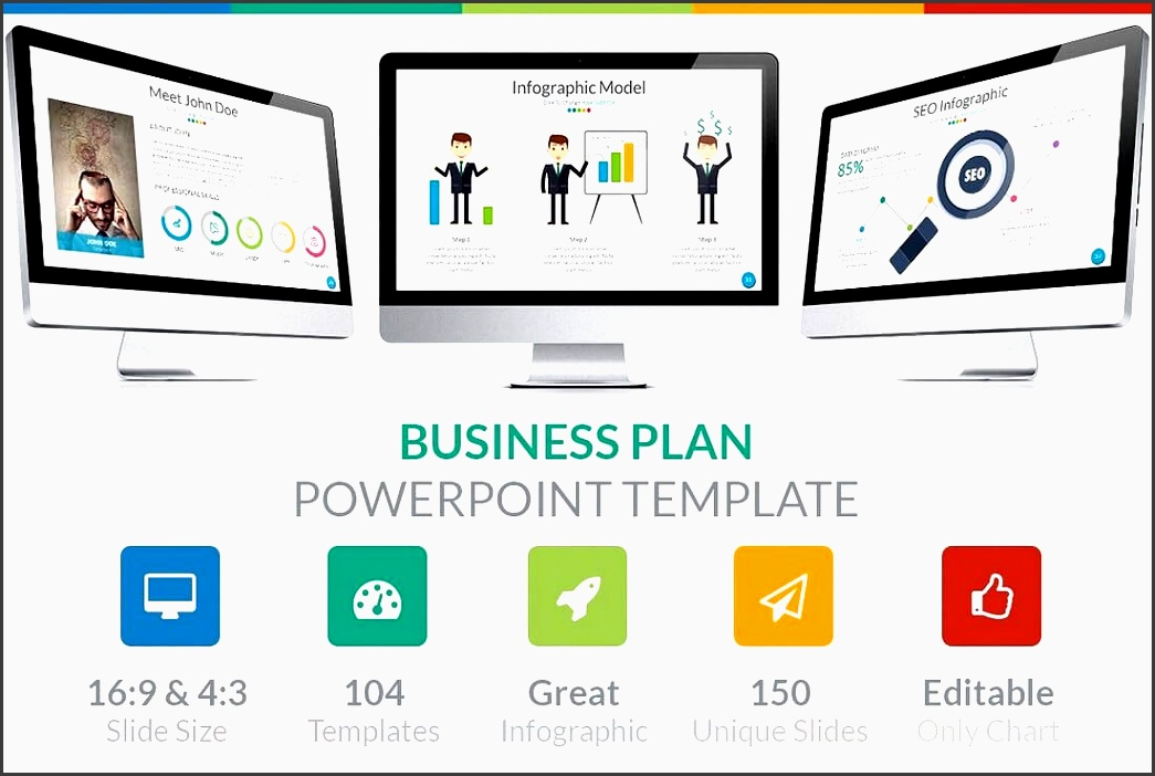 9 Online Business Plan Powerpoint Free Of Cost