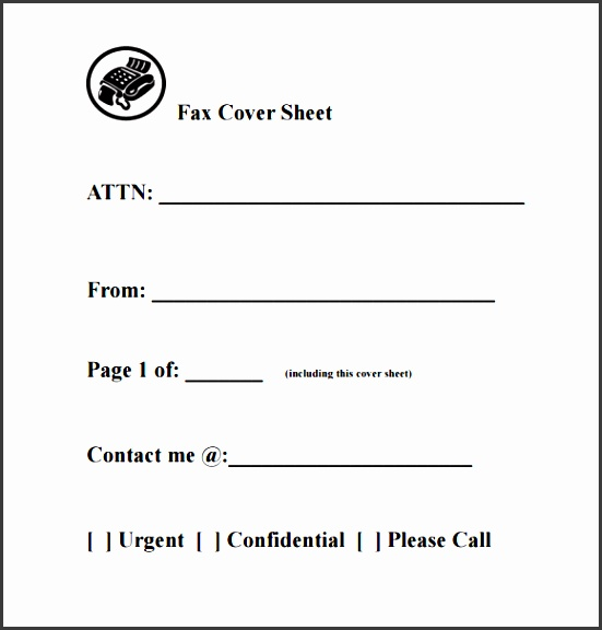 personal fax cover sheet template - Onwebioinnovate - fax template in word