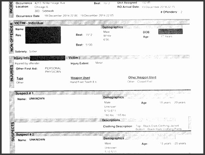 9 Police Report Templates - SampleTemplatess - SampleTemplatess - crime report template