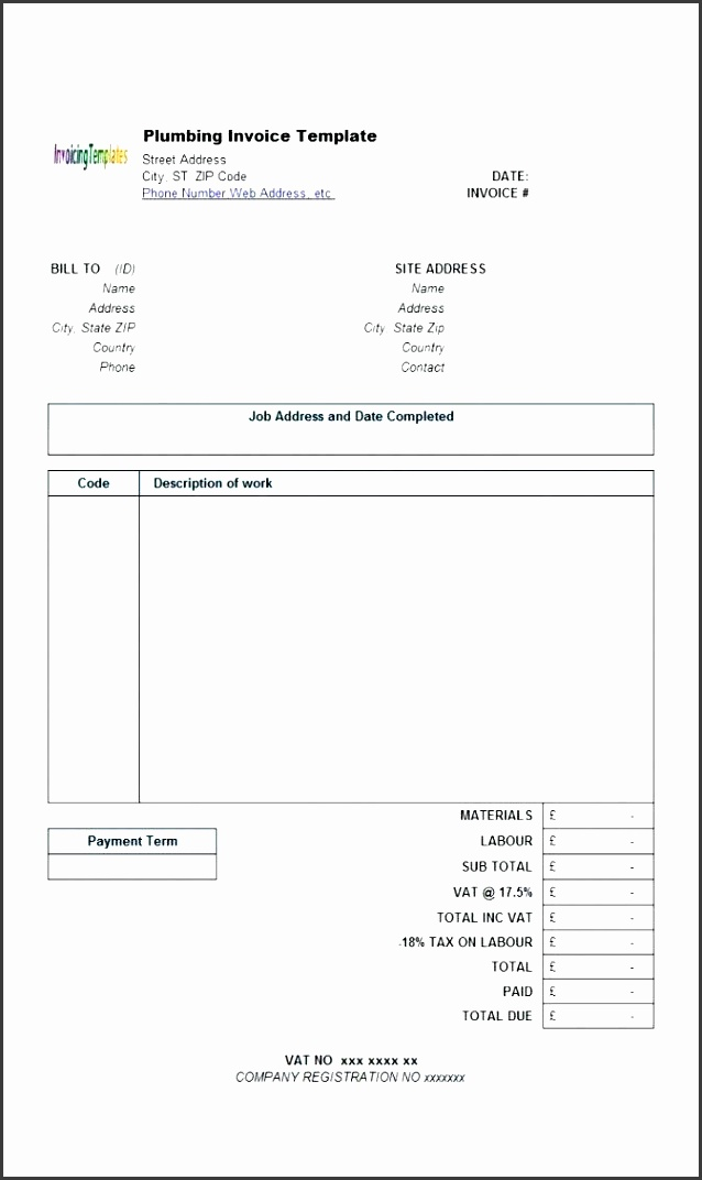 9 Print Free Invoice Online - SampleTemplatess - SampleTemplatess
