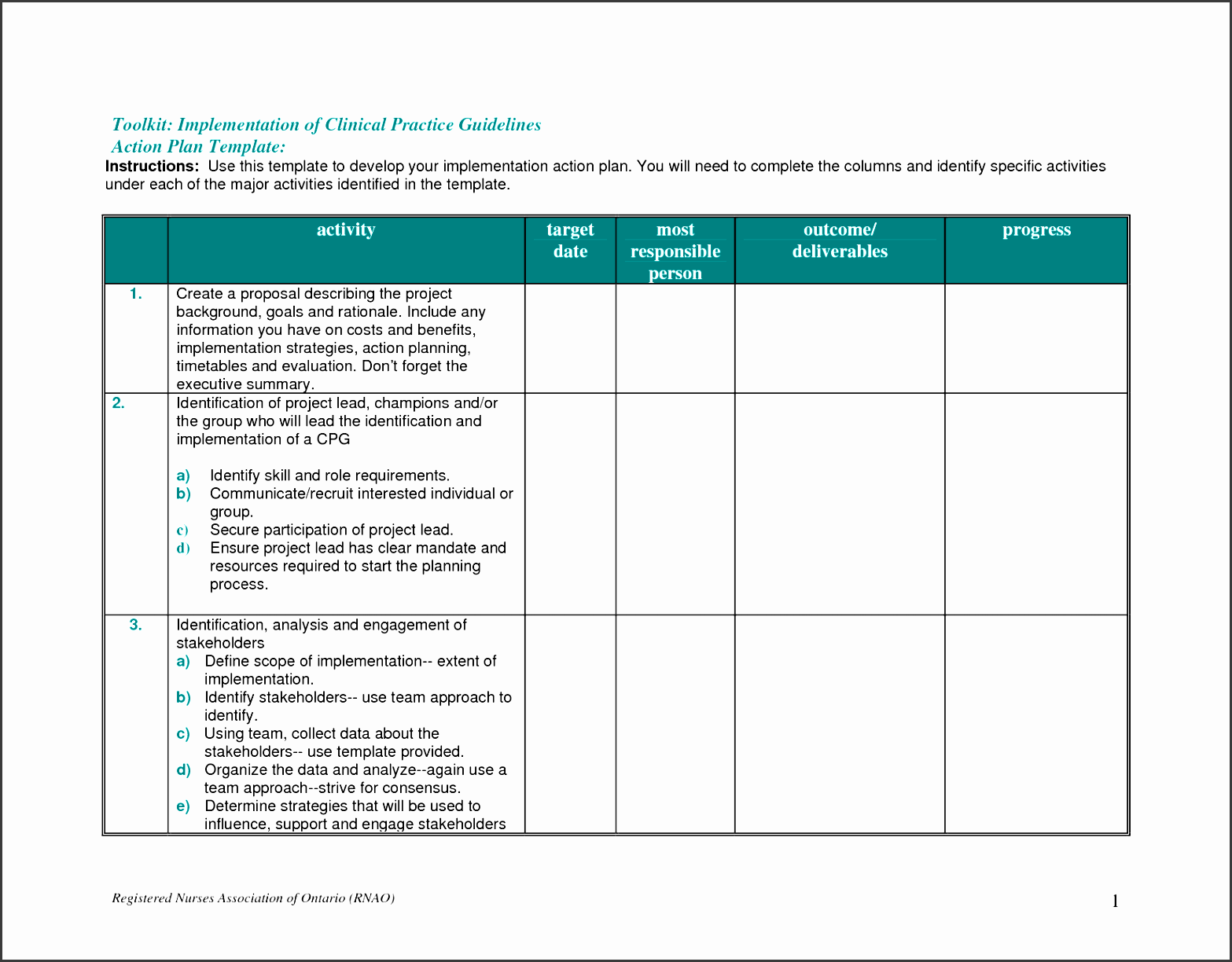 6 action planning template sampletemplatess