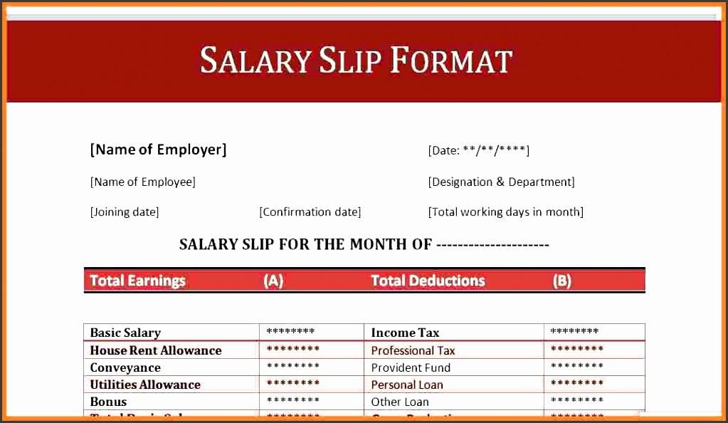 employees salary sheet format - Onwebioinnovate