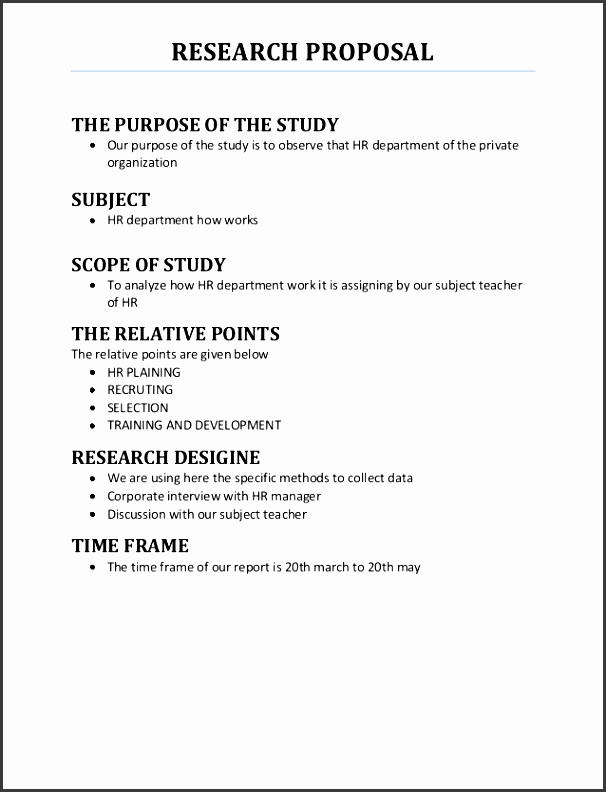 Science Project Report Science Project Template Project Report