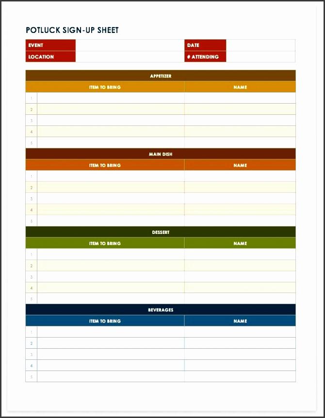 8 Sign Up Sheet Draft - SampleTemplatess - SampleTemplatess