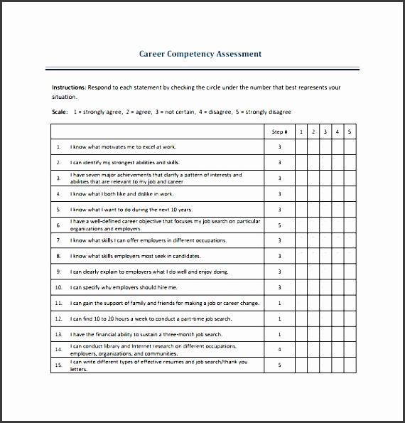 4+ Skills assessment format - SampleTemplatess - SampleTemplatess