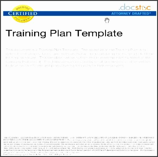 5+ Training Guide Template Word Free - SampleTemplatess