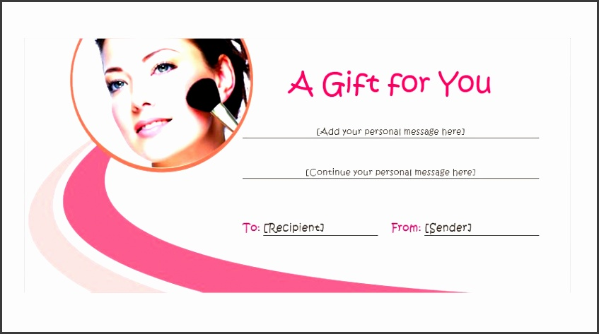 free gift certificate template downloads