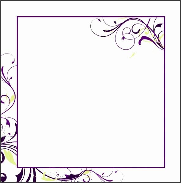 5 Blank Wedding Program Template - SampleTemplatess - SampleTemplatess