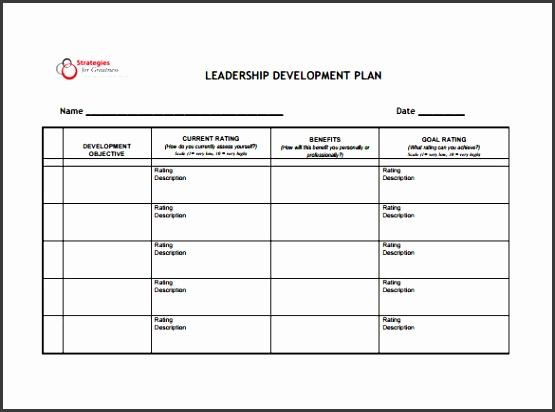 10 Development Plan Template - SampleTemplatess - SampleTemplatess