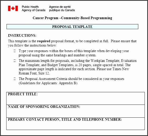 5 Project Proposal format Template - SampleTemplatess - SampleTemplatess - project proposal format template