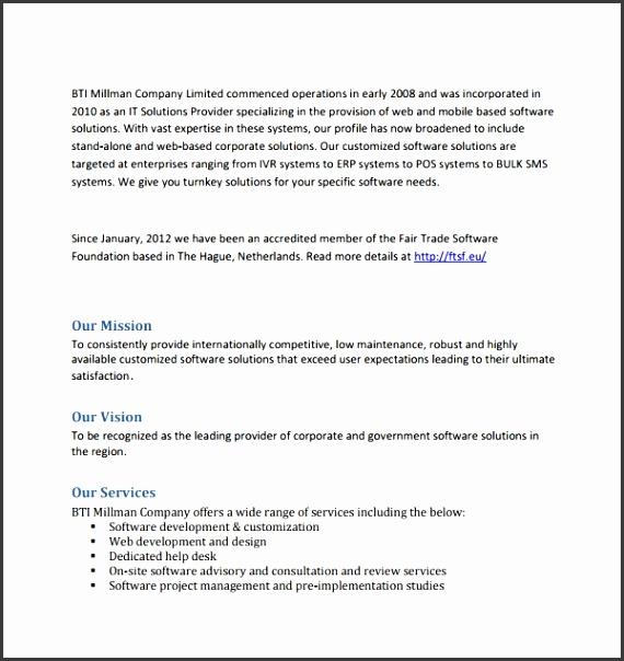 9 Proposal Template software - SampleTemplatess - SampleTemplatess