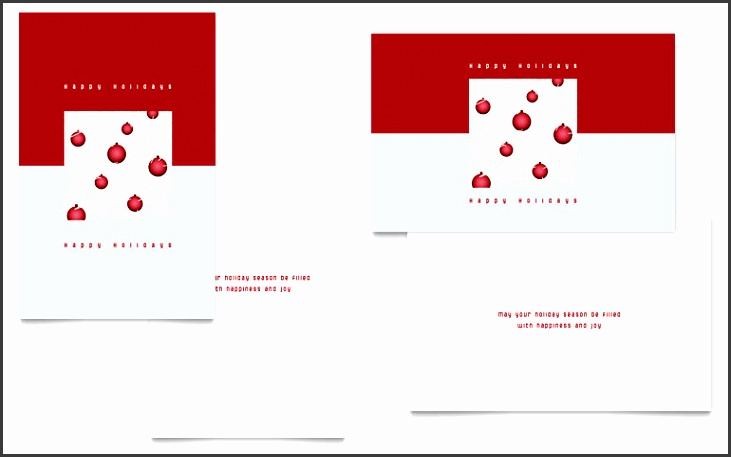 10 Publisher Greeting Card Templates Sampletemplatess