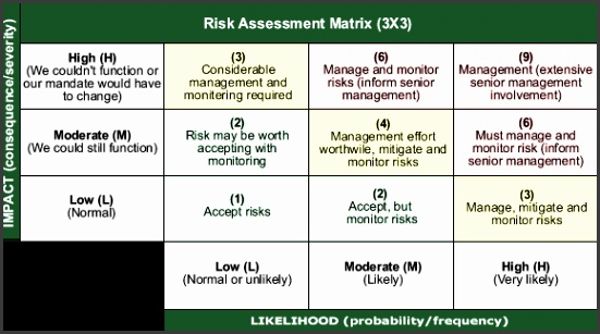 9 Sample Risk assessment Matrix Template - SampleTemplatess - investment analysis sample