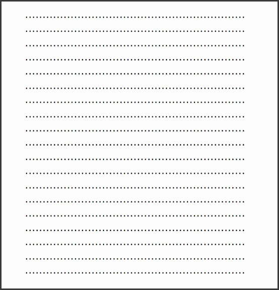 lined paper template doc - Yenimescale