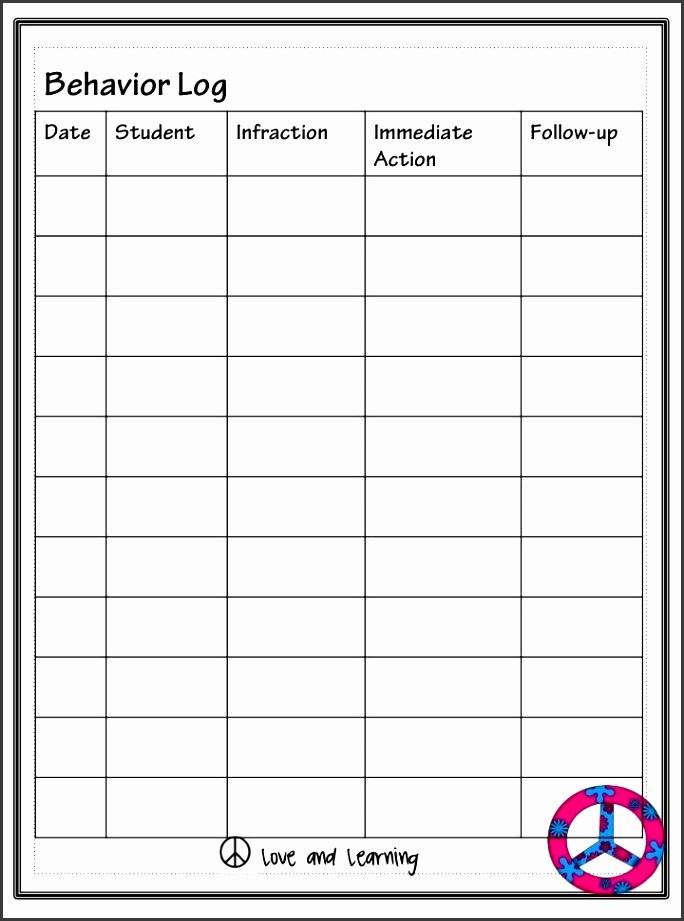 7 Blank Class List Template - SampleTemplatess - SampleTemplatess - class list template