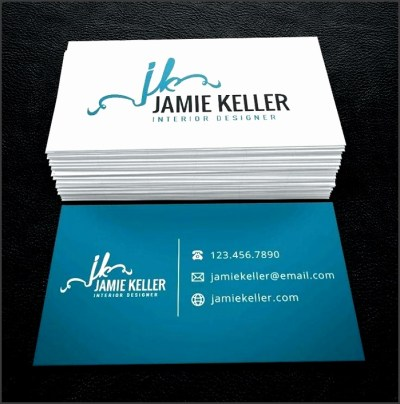 6 Print Business Cards at Home Free Templates ...