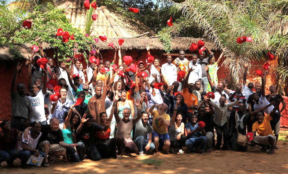"""Mes """"enfants"""": 67 blogueurs venus de 27 pays d'Afrique et du monde"""