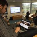 Des étudiants réunis pendant 3 jours pour inventer des manières de faire du journalisme et de le financer.