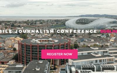 En route pour le sommet mondial des journalistes mobiles
