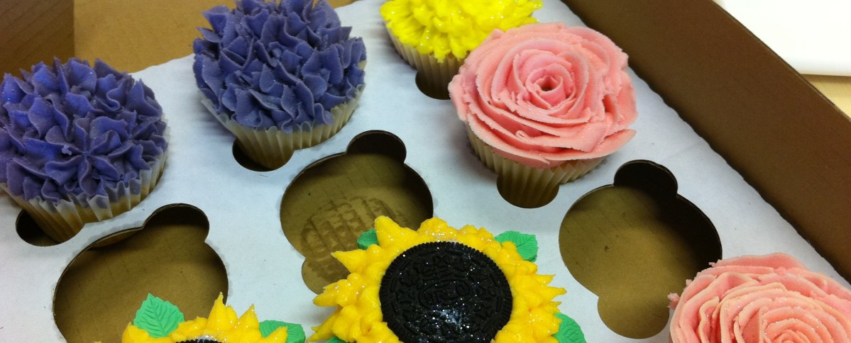 Piped Flowers Course