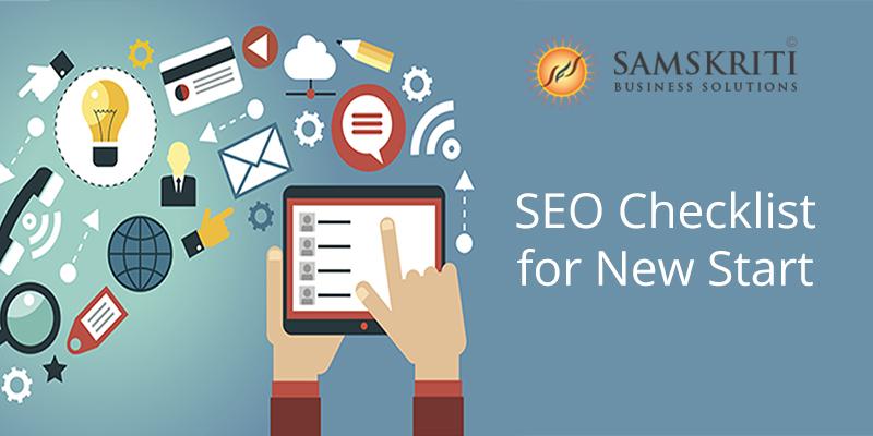 SEO Checklist for New Start-up Websites 2017