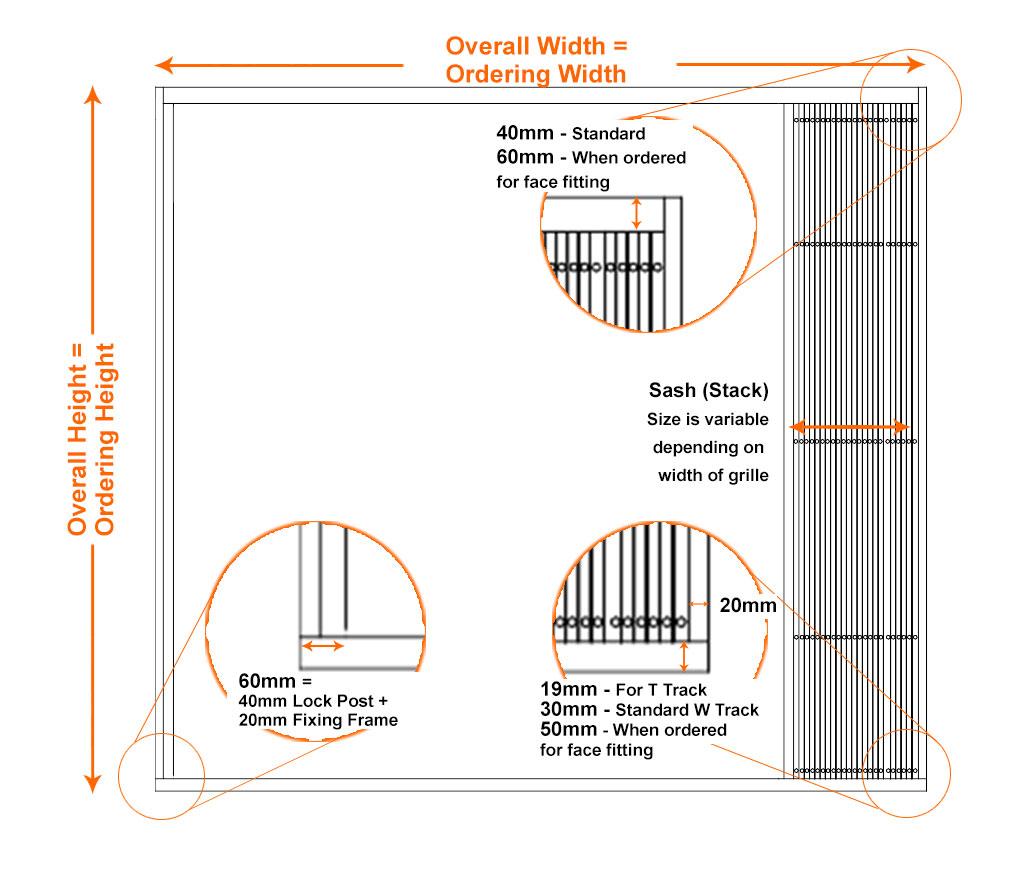 Pleasing 20+ Overhead Garage Door Dimensions Design Decoration Of ...