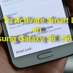 How To Activate Smart Lock On Samsung Galaxy S6 Easily